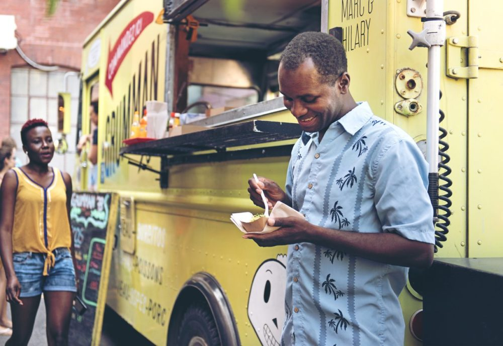 How To Start A Food Truck: Market Yourself